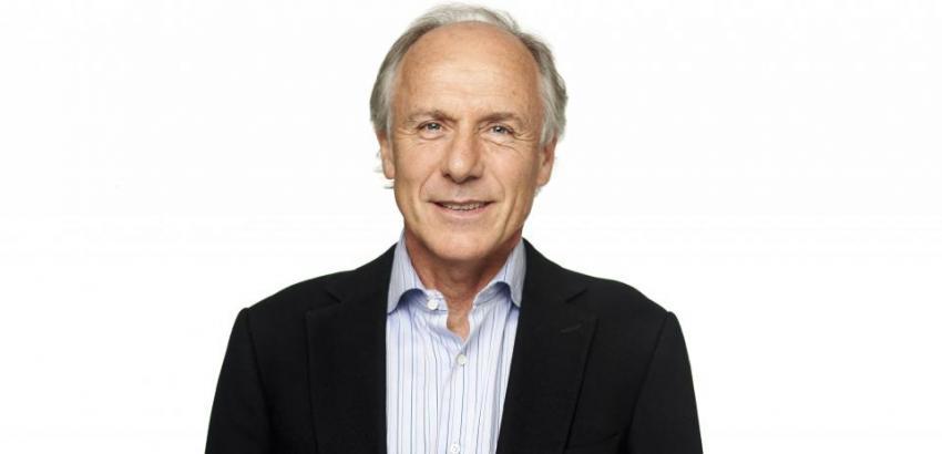 Australia's Chief Scientist Dr Alan Finkel